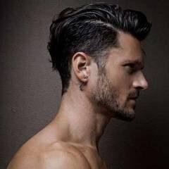 Trendy účesy muži