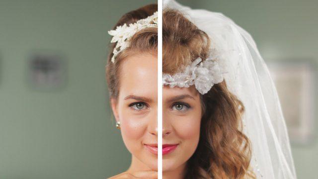 Svadobné účesy 60-te, 70-te, 80-te roky, až po súčastnosť