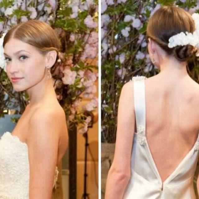 Trendy svadobných účesov Jar 2013